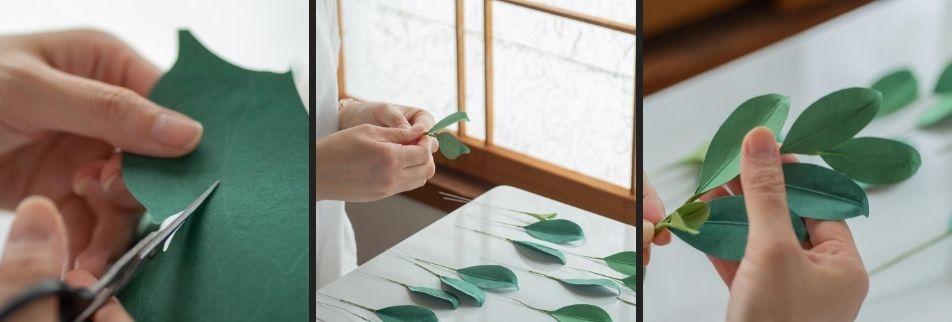 【Atelier Haruiro】     手漉き和紙 出雲民藝紙 /和紙クラフト専門店